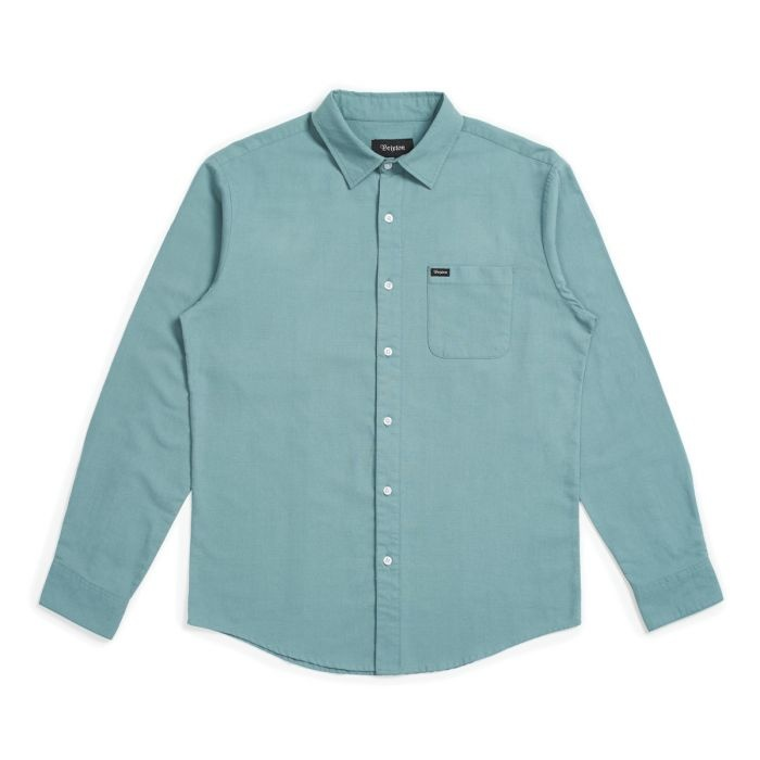 Charter Oxford L/S Woven-1