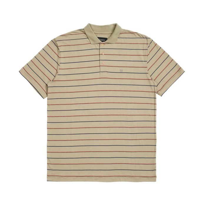 HILT STRIPE S/S POLO-1