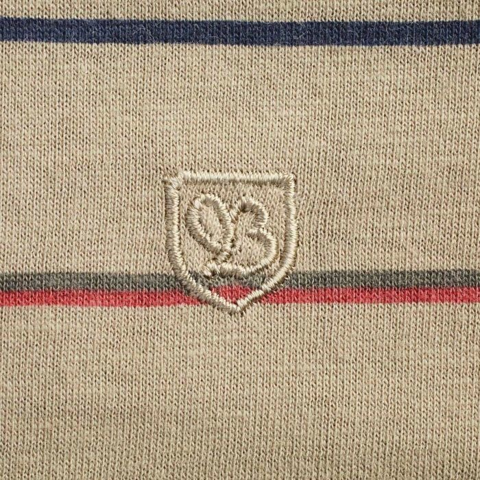 HILT STRIPE S/S POLO-4