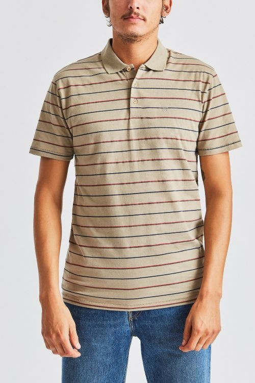 HILT STRIPE S/S POLO-2