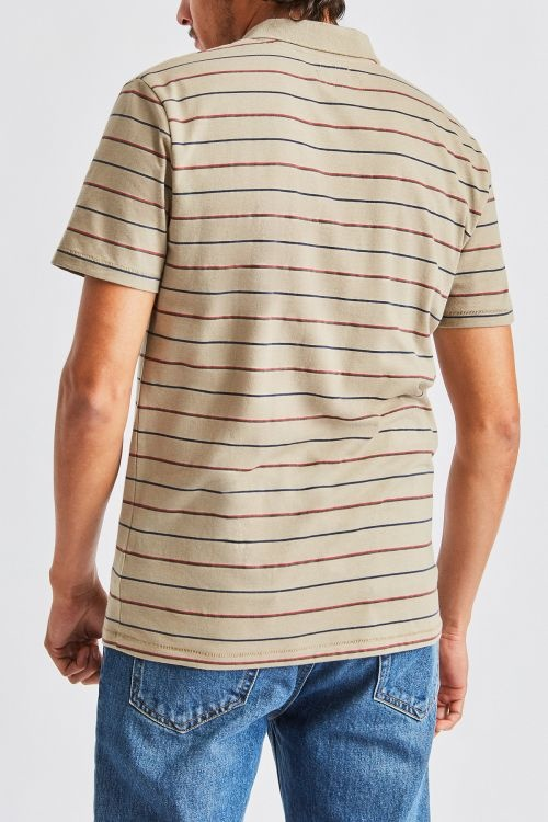 HILT STRIPE S/S POLO-3