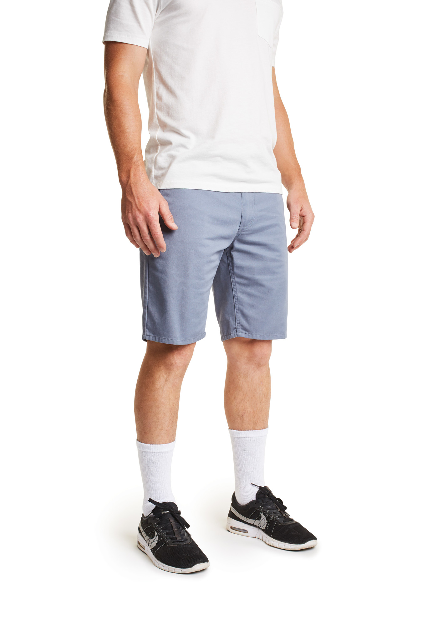 TOIL II HEMMED SHORT-1