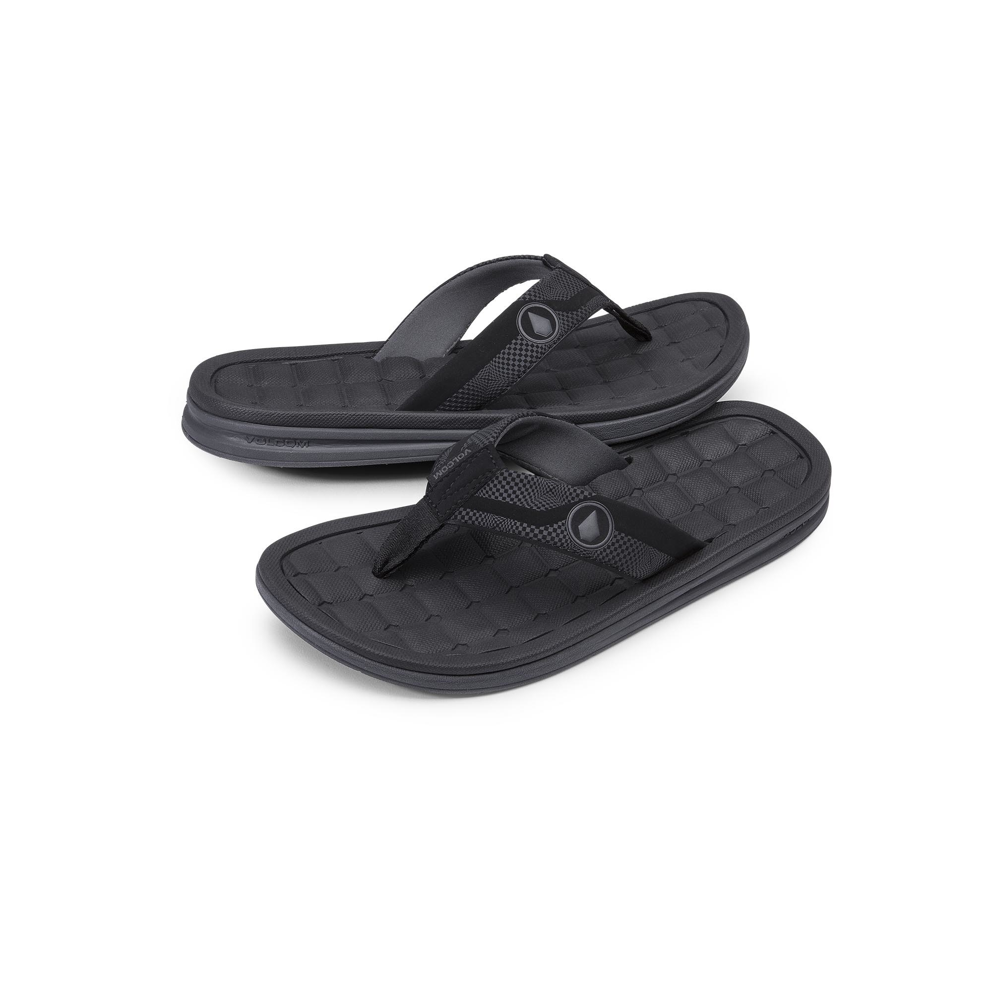 DRAFTED RECLINER SANDALS-1