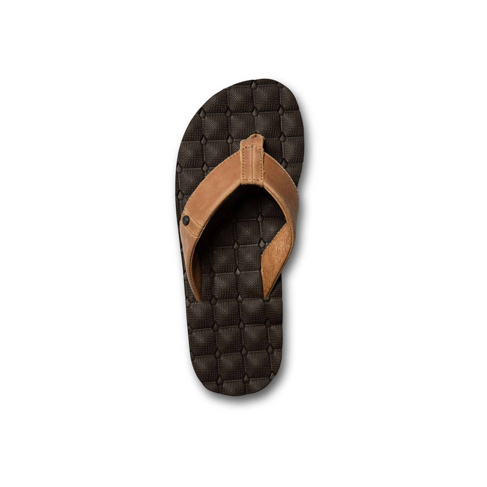 RECLINER LEATHER SANDALS-3