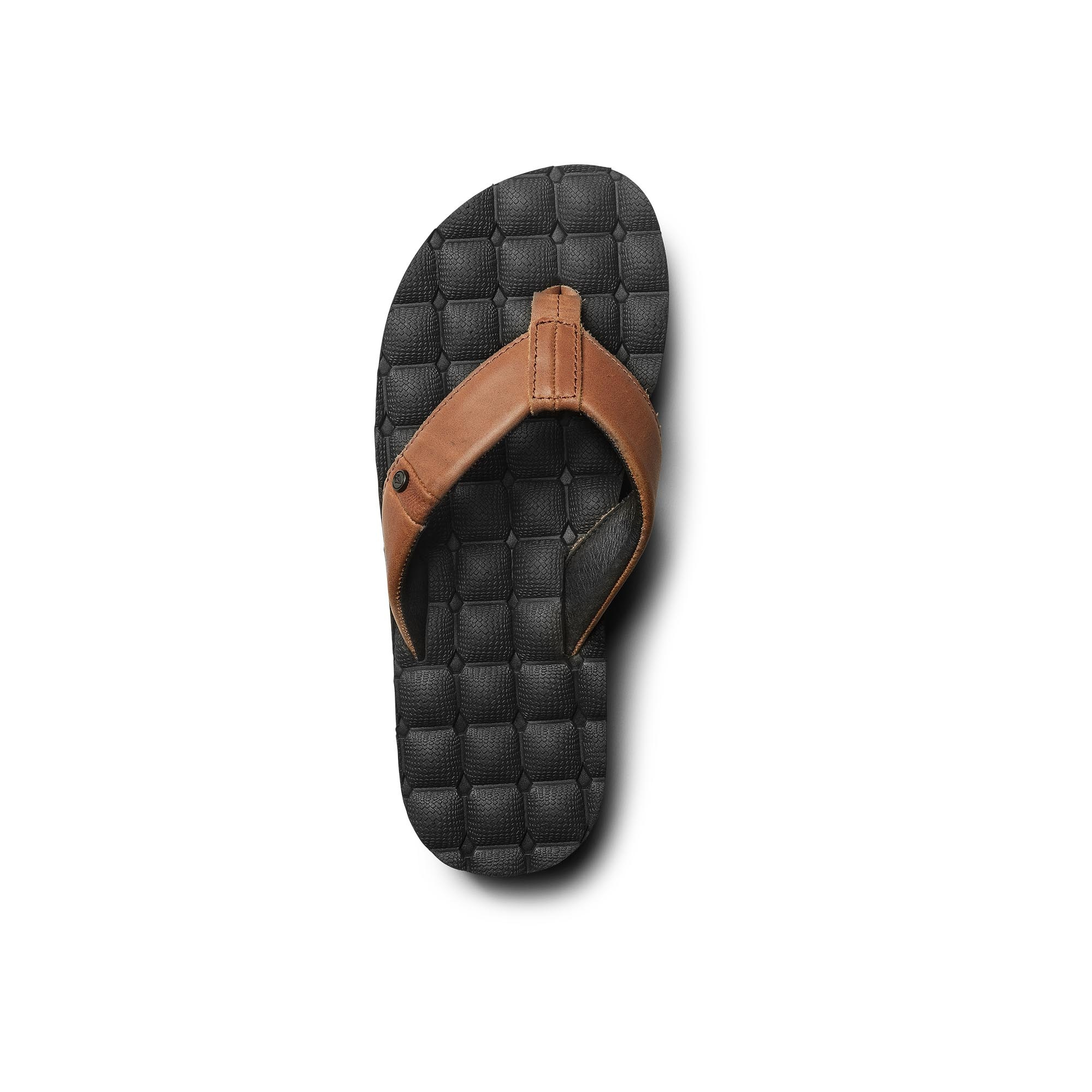 RECLINER LEATHER SANDALS-1