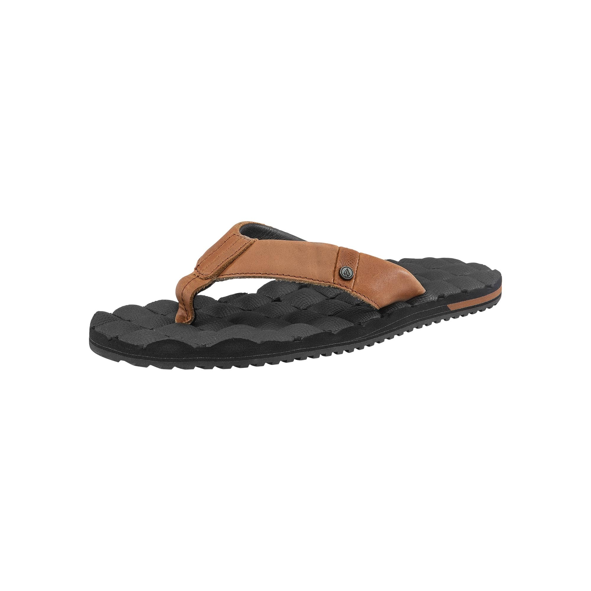 RECLINER LEATHER SANDALS-4