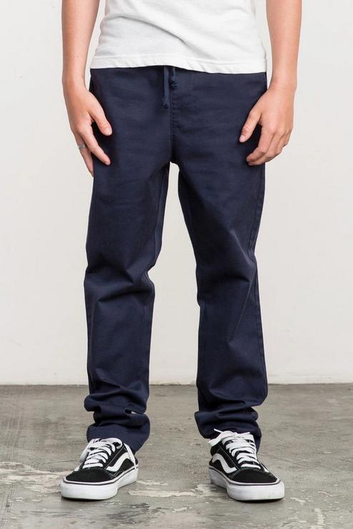 Boys A.T. Dayshift Elastic Waist Pants-1