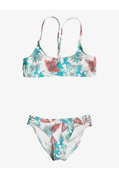 Salty Shade Athletic Bikini Set