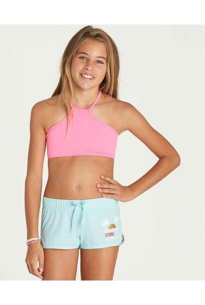 Girls Sol Searcher Volley Boardshort