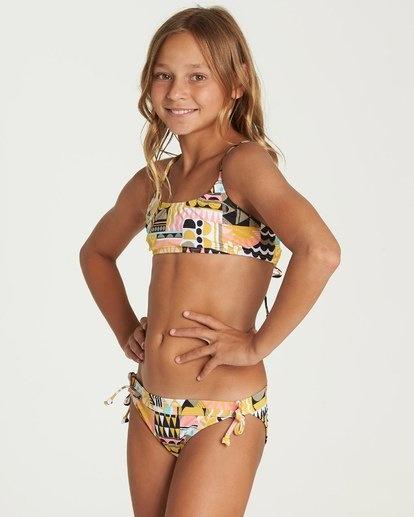Mod Love Tali Bikini Set-2