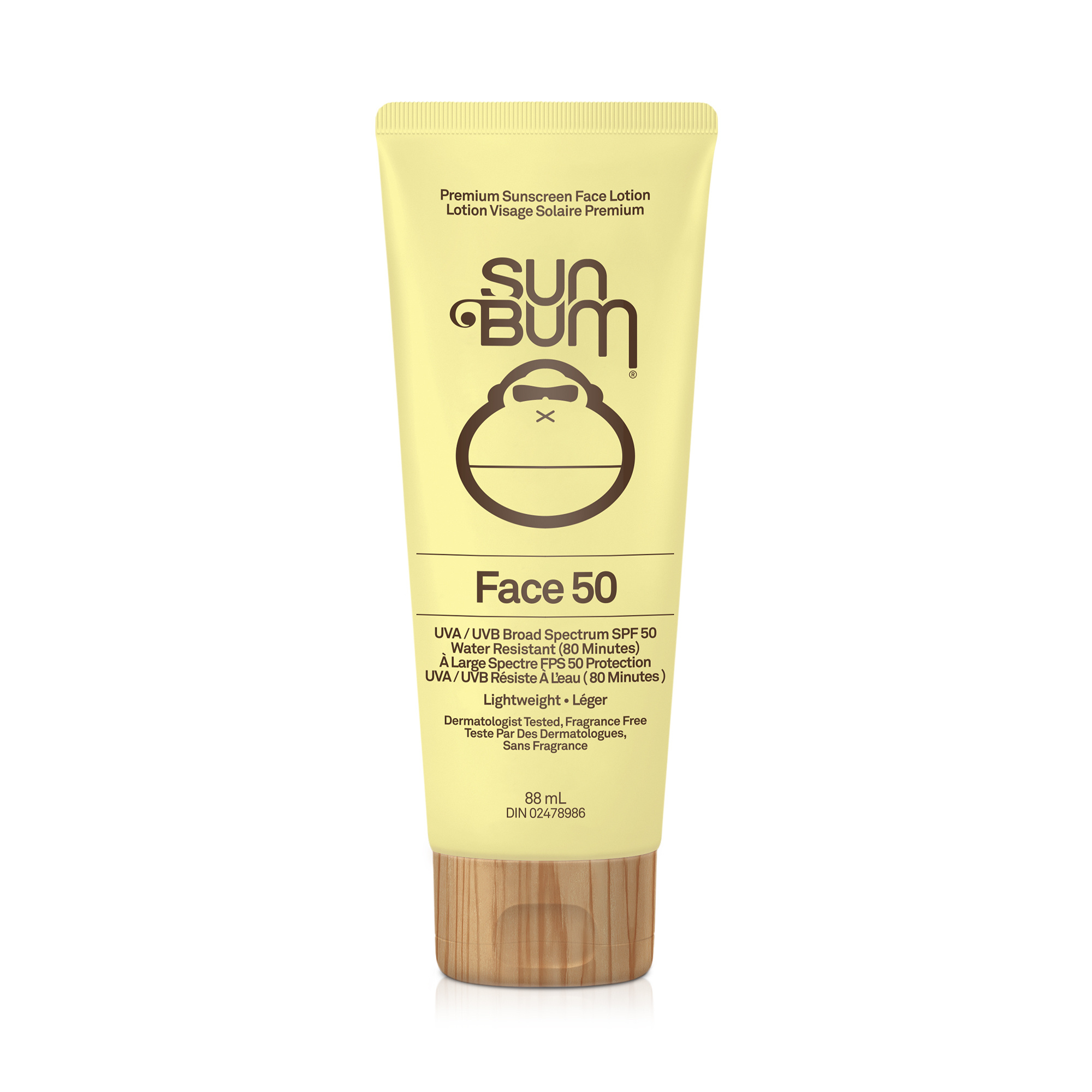 Face Sunscreen Lotion SPF 50 88 ml-1