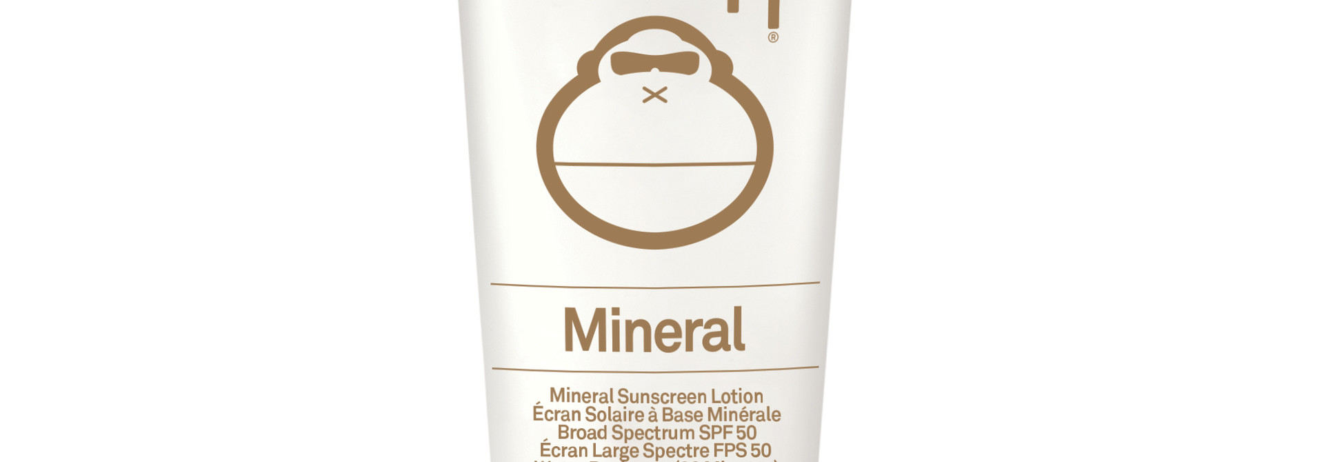 Mineral Sunscreen Lotion SPF 50 89 ml