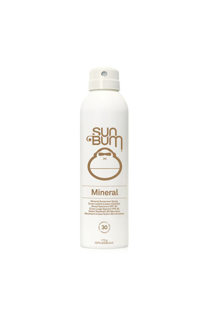 Mineral Sunscreen Spray SPF 30 170 ml