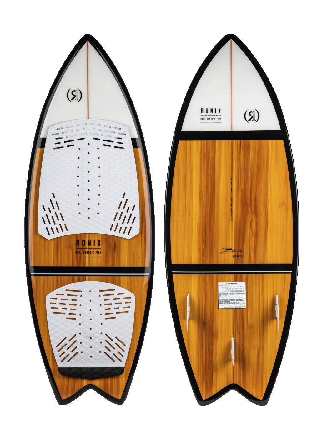Koal Classic Fish Wakesurfer-1