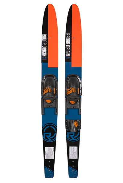Origin Combo Ski w/ Adjustable Horseshoe Binding