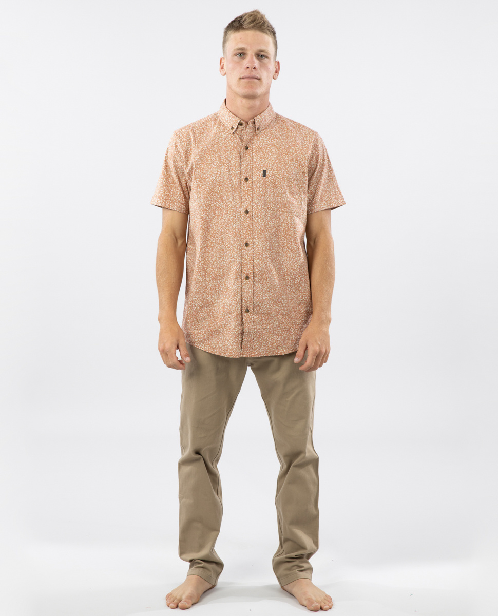 DAILY SHORT SLEEVE SHIRT-2