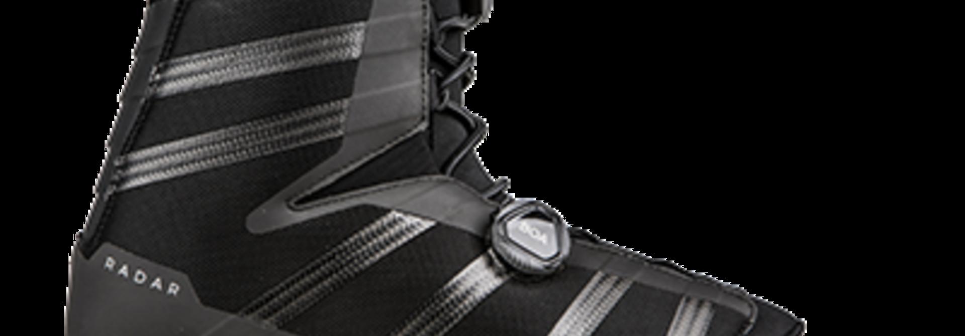 Vector BOA Boot Aluminum Plate 2020