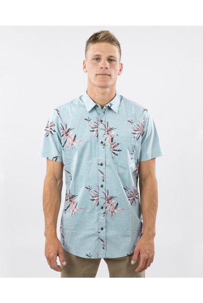 PARTY PALM SHORT SLEEVE SHIRT