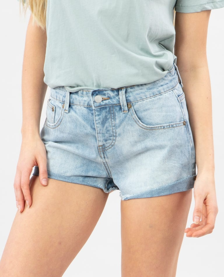 AMY DENIM SHORT II-1