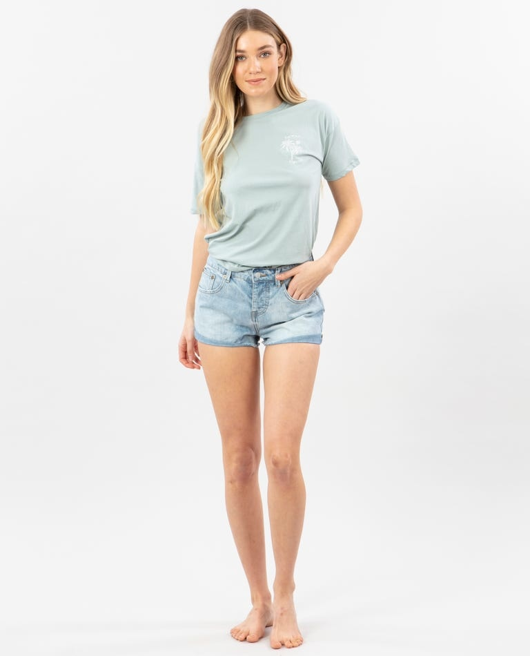 AMY DENIM SHORT II-3