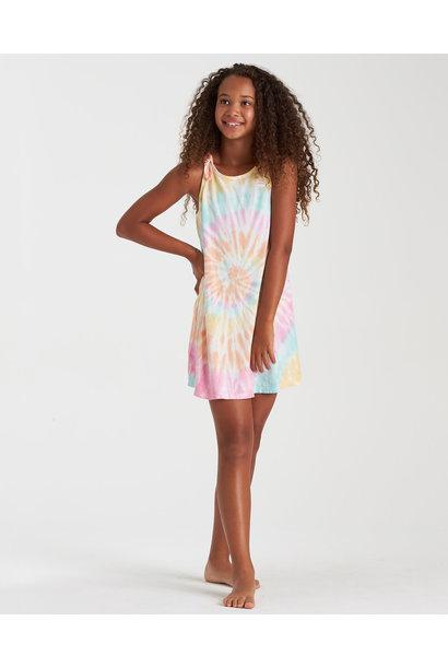 BEACH SONG T-SHIRT DRESS