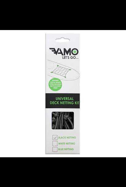 Vamo Universal Deck Netting Kit - Black