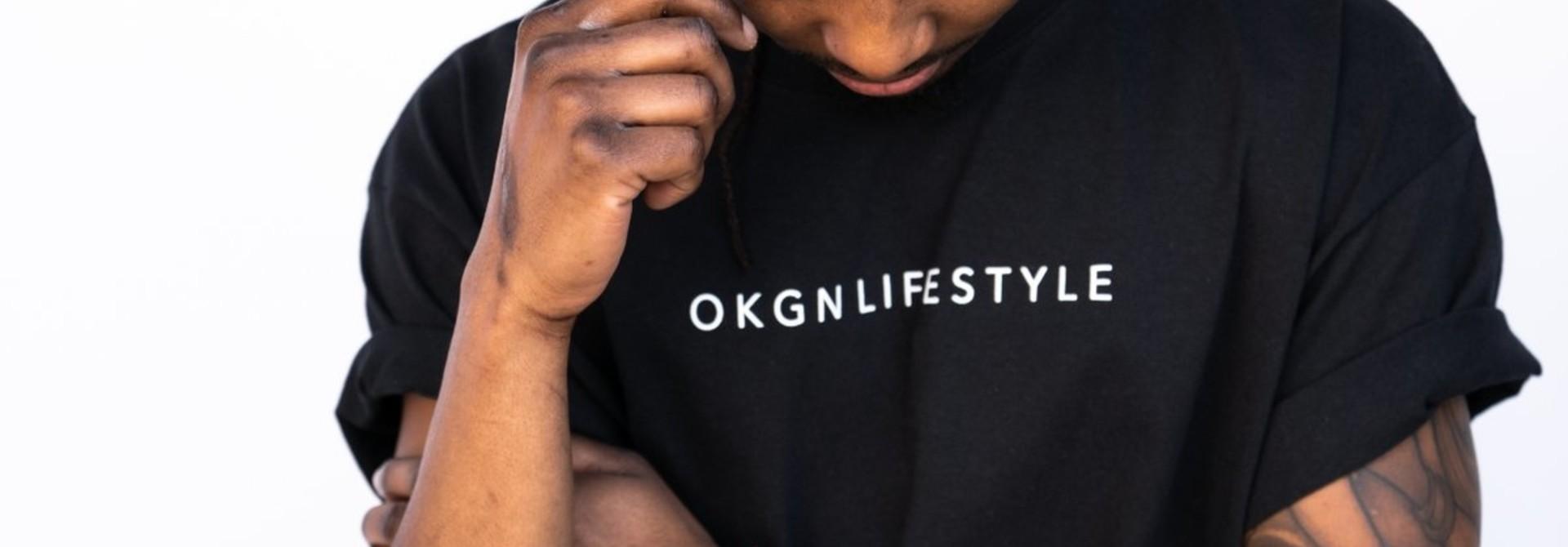 OKGN Lifestyle Oversized Tee