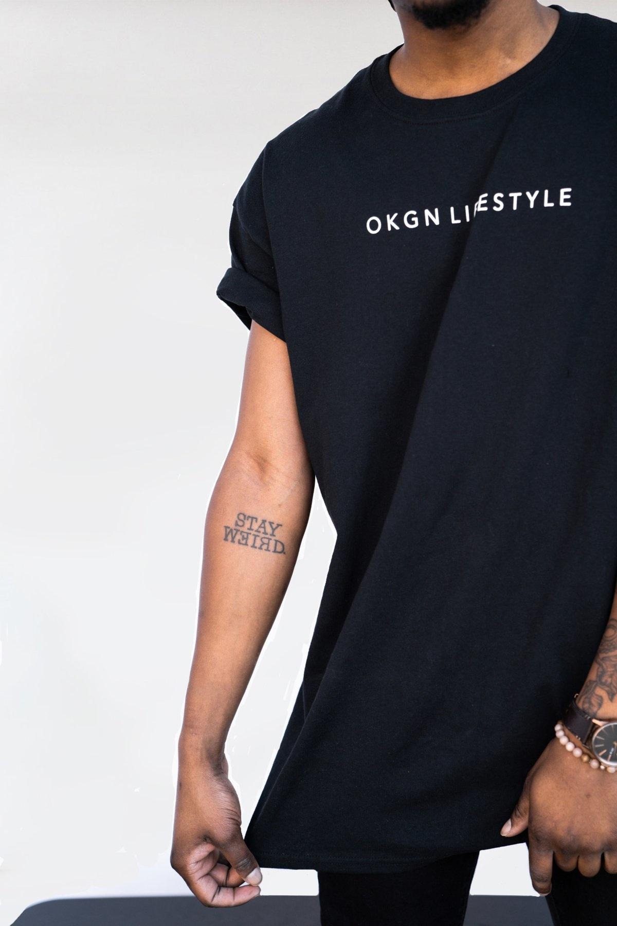 OKGN Lifestyle Oversized Tee-2