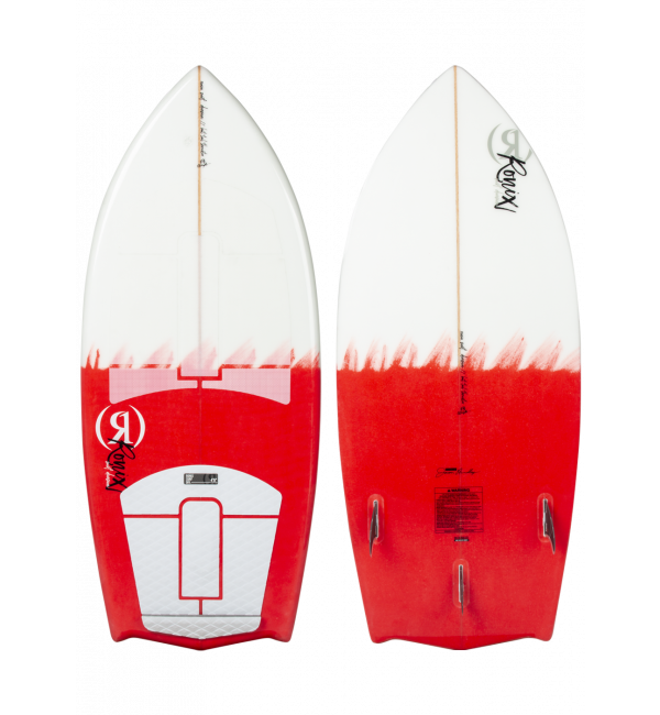 WOMEN'S FLYWEIGHT BAT TAIL THRUSTER-1