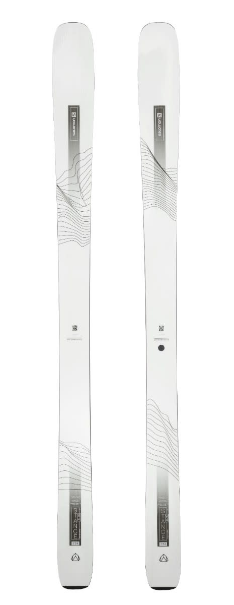 STANCE W 94 White/Black-2
