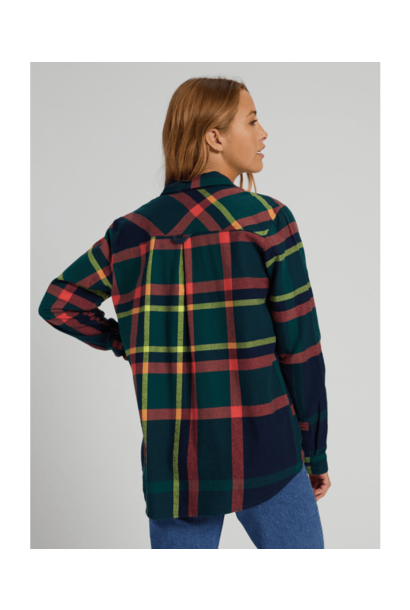 Grace Long Sleeve Flannel