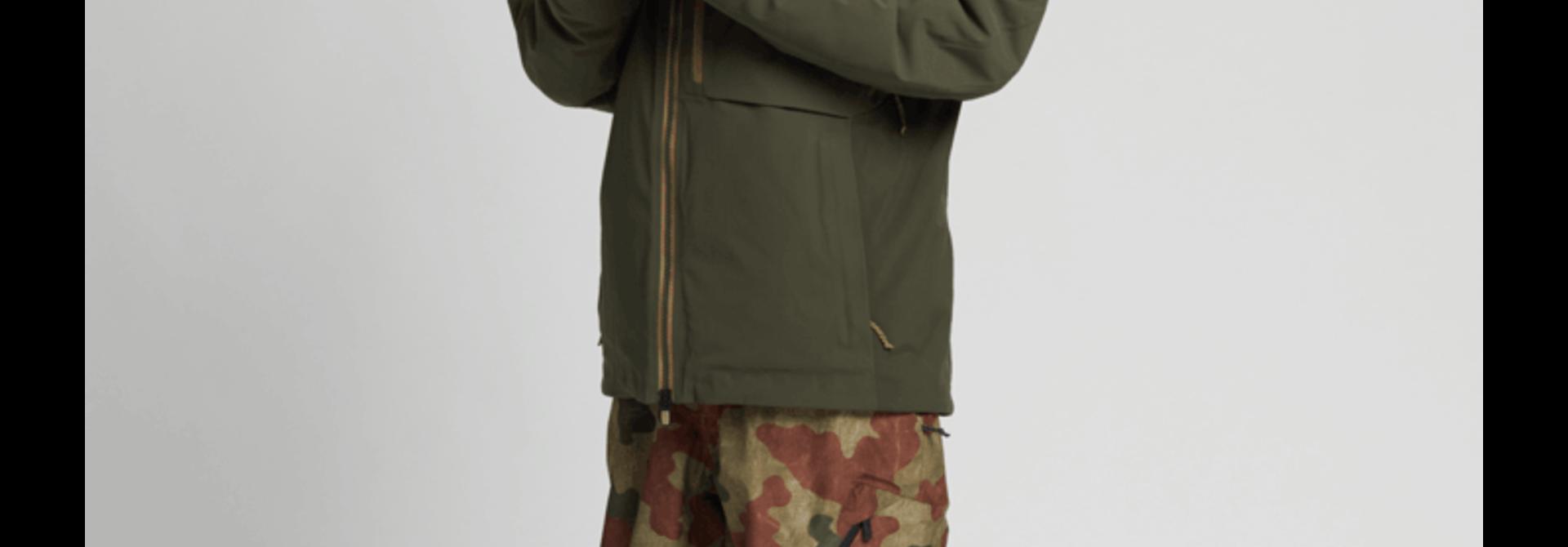 Men's [ak] GORE‑TEX Helitack Stretch Jacket