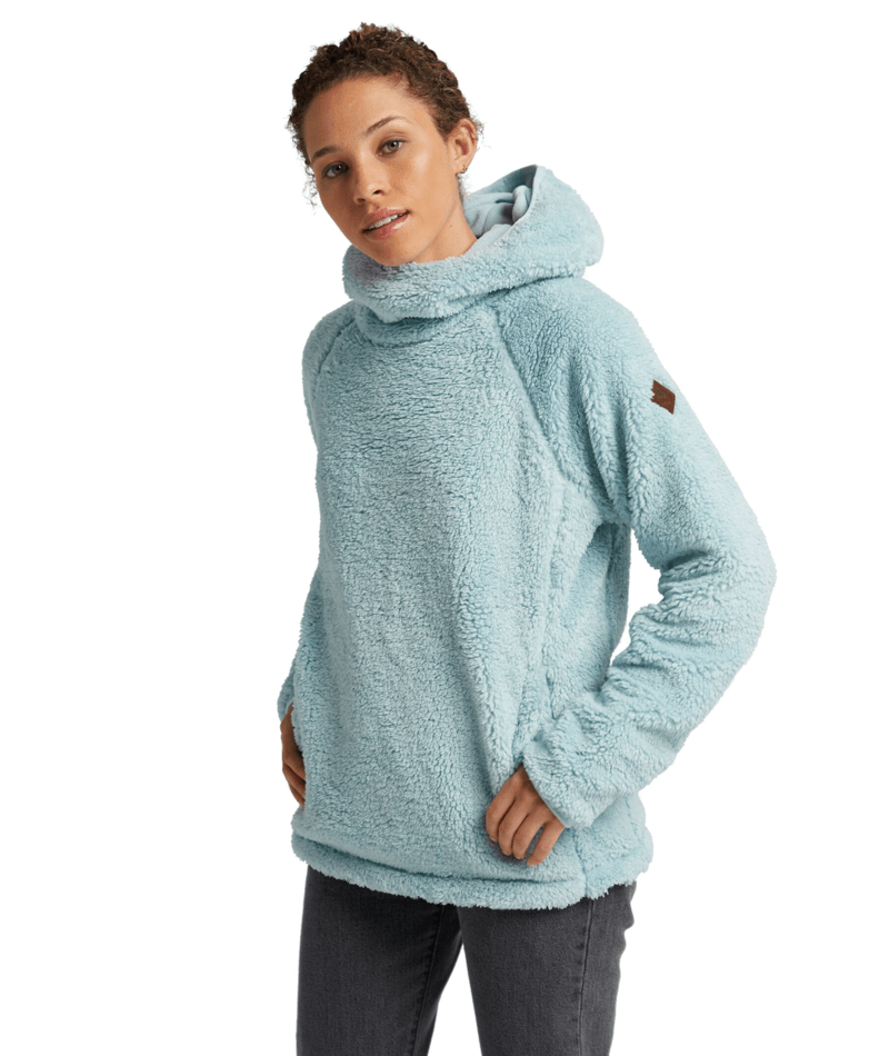 Women's Lynx Pullover Fleece-1