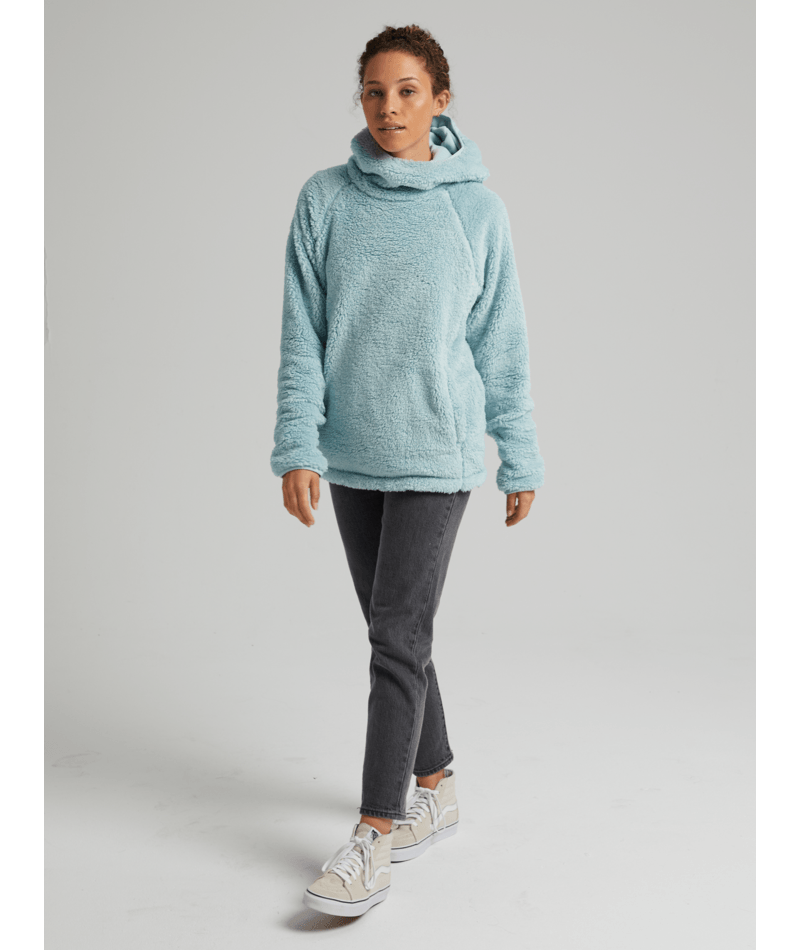 Women's Lynx Pullover Fleece-2