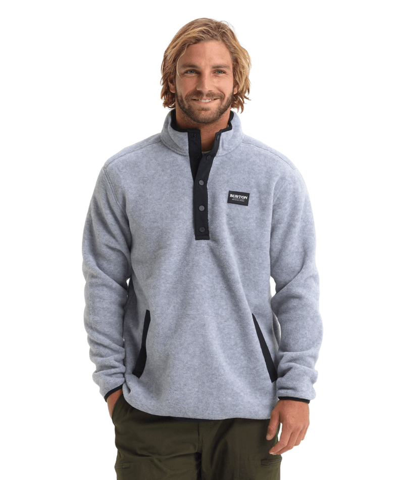 Men's Hearth Fleece Pullover-1