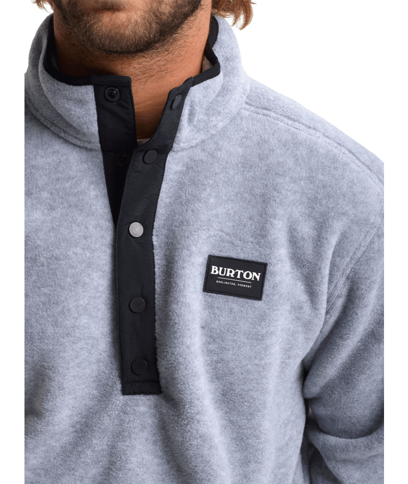 Men's Hearth Fleece Pullover-3