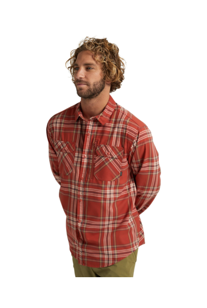 Men's Brighton Performance Flannel