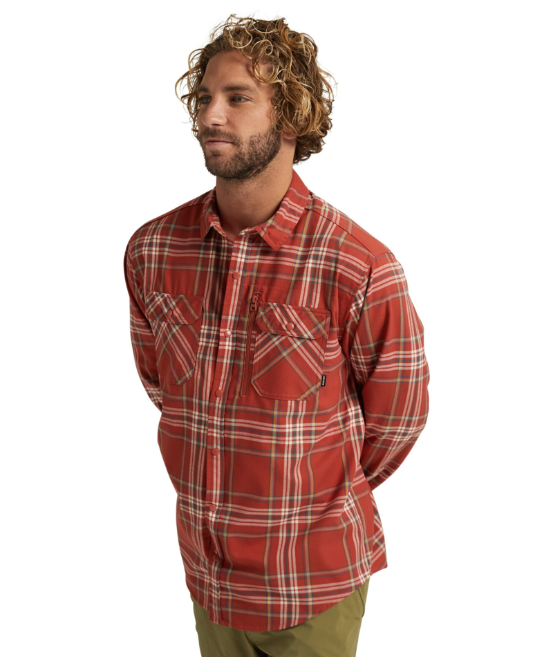 Men's Brighton Performance Flannel-1