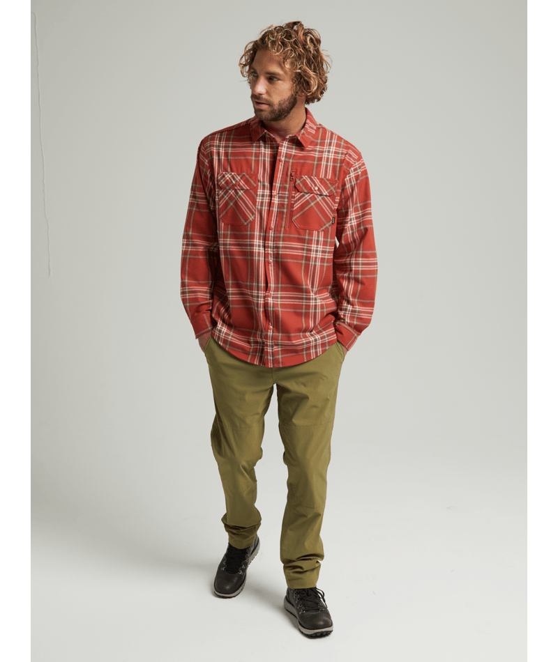 Men's Brighton Performance Flannel-2