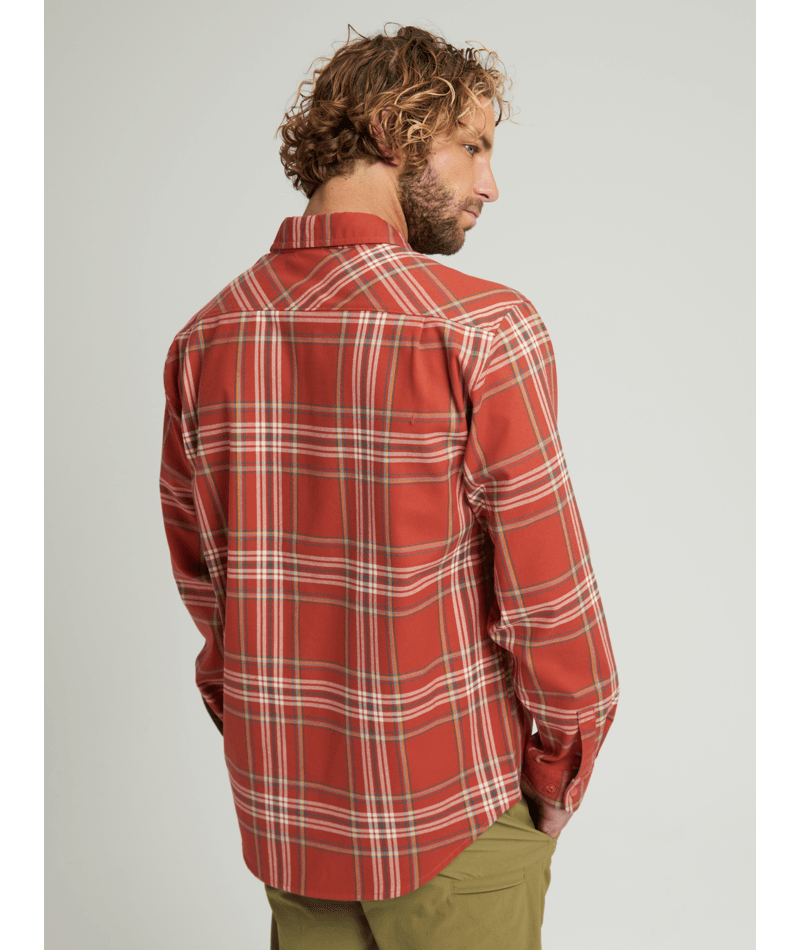 Men's Brighton Performance Flannel-3