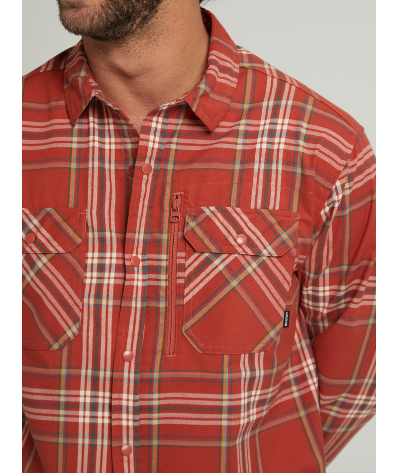 Men's Brighton Performance Flannel-4