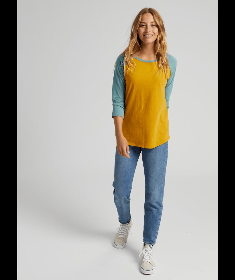 Women's Caratunk Raglan Sleeve T-Shirt-1