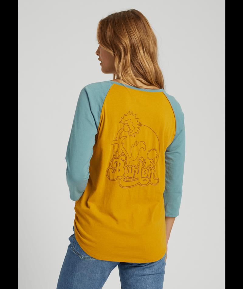 Women's Caratunk Raglan Sleeve T-Shirt-2