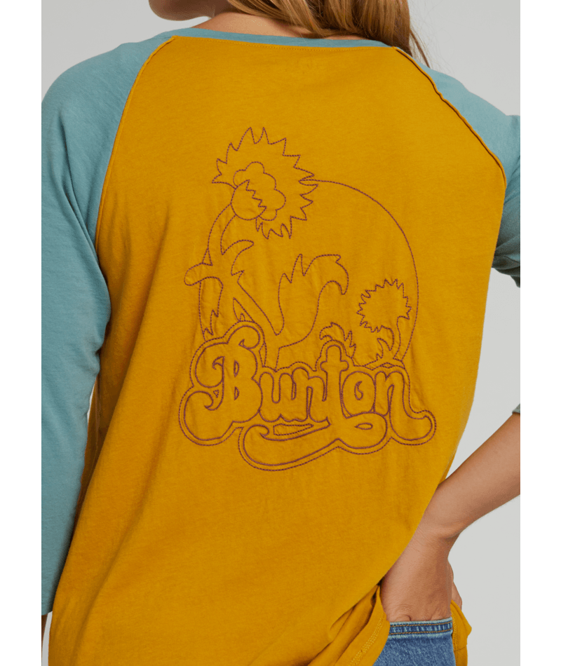 Women's Caratunk Raglan Sleeve T-Shirt-3