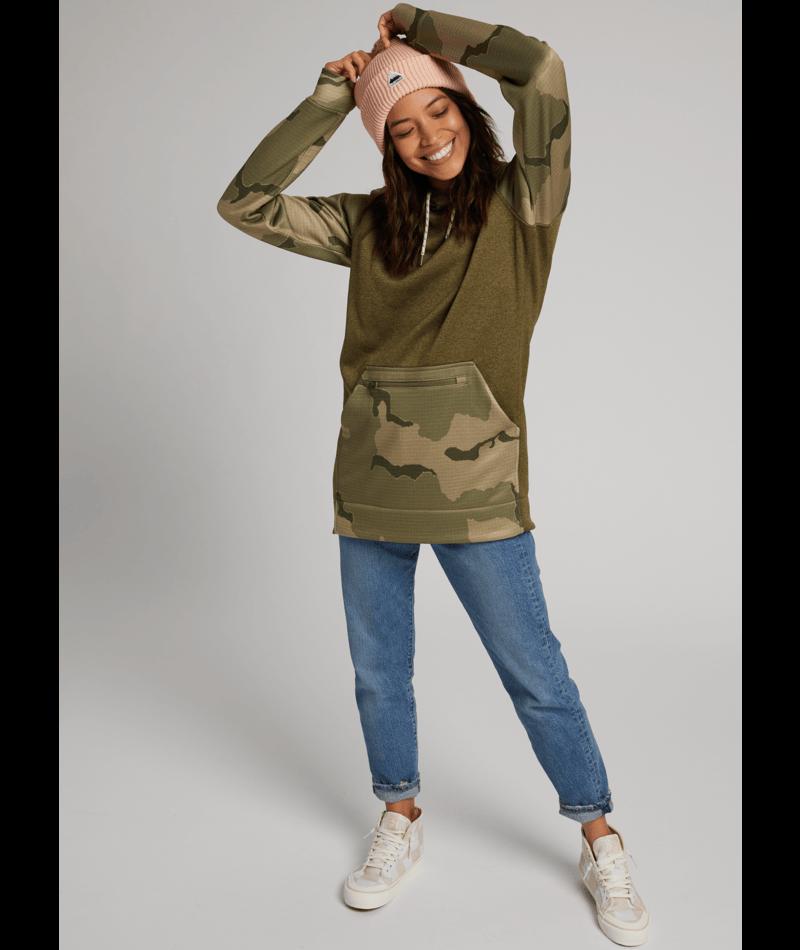 Women's Oak Long Pullover Hoodie-2