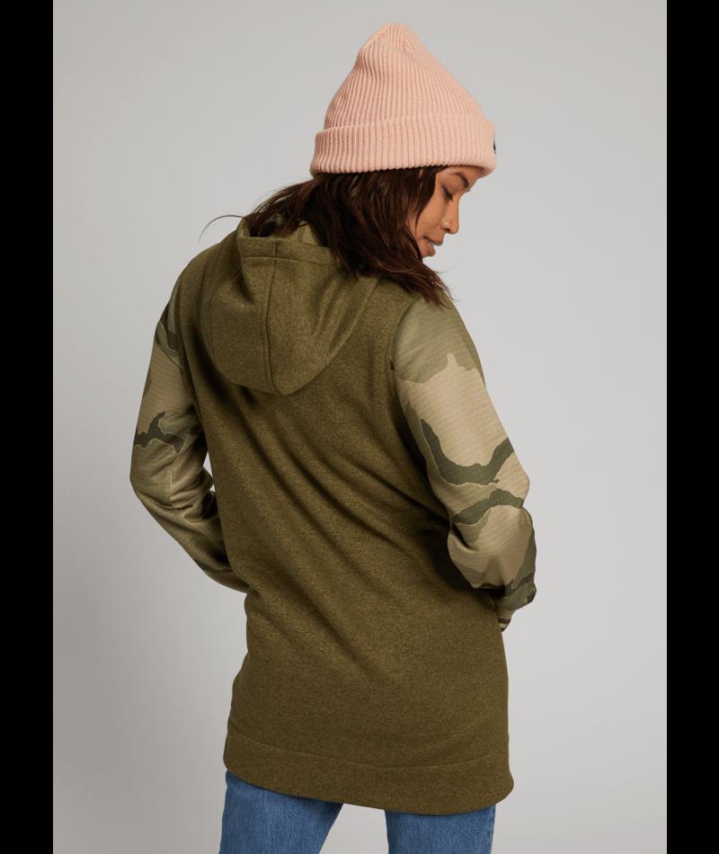 Women's Oak Long Pullover Hoodie-3
