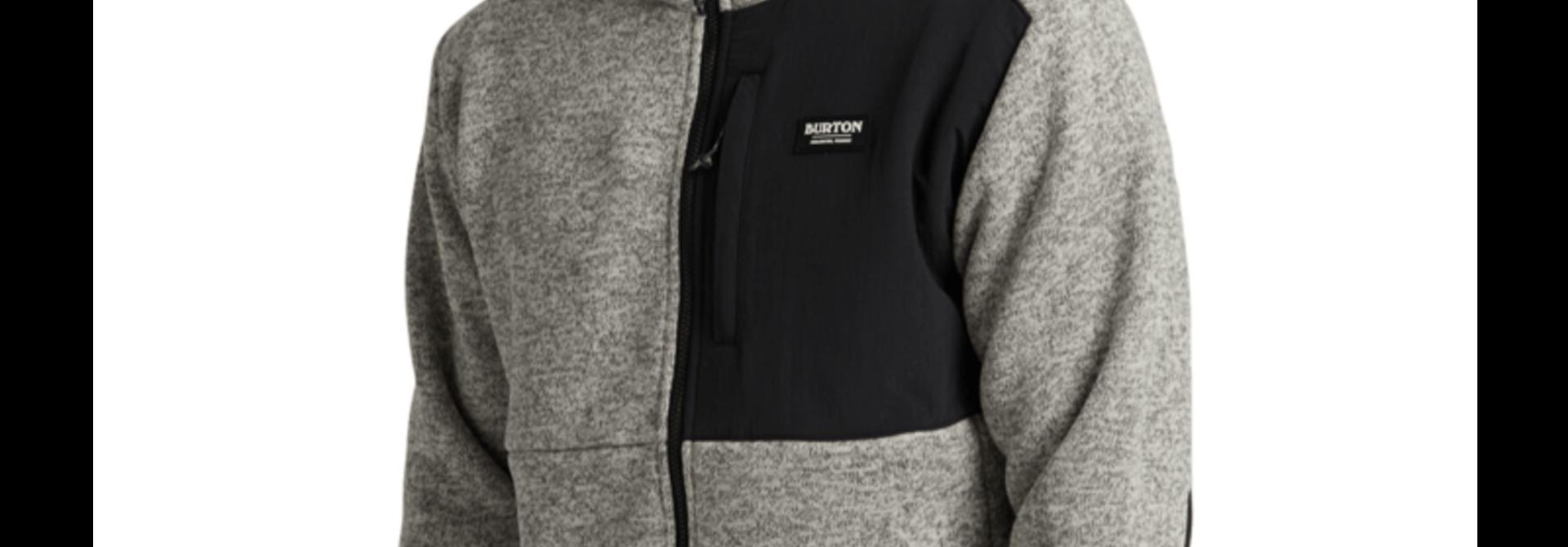 Men's Hayrider Sweater Full-Zip Fleece