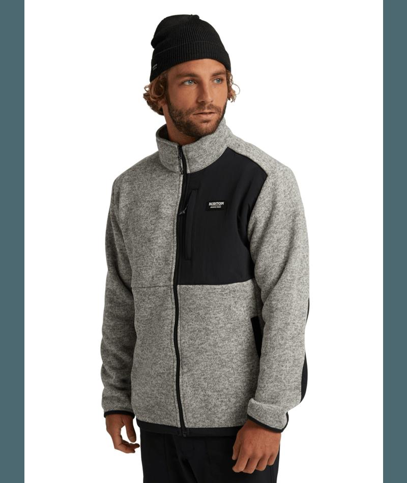 Men's Hayrider Sweater Full-Zip Fleece-1
