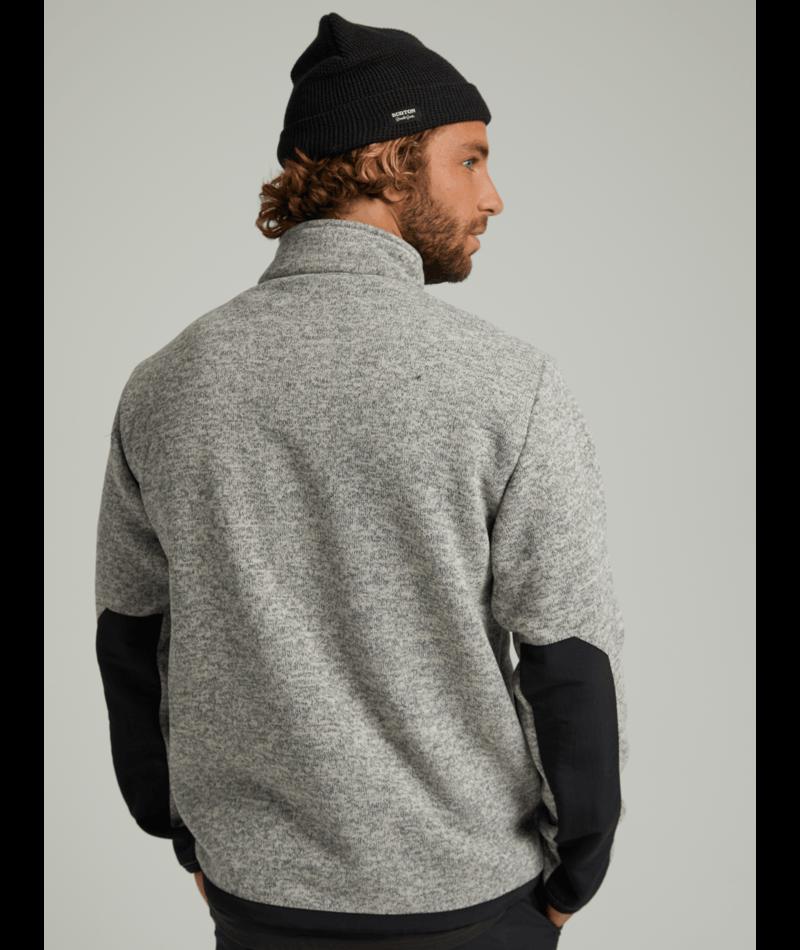 Men's Hayrider Sweater Full-Zip Fleece-3