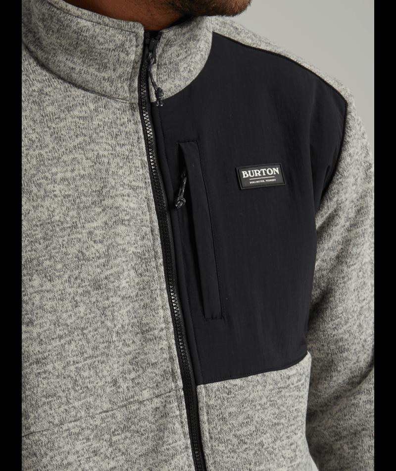 Men's Hayrider Sweater Full-Zip Fleece-4